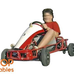 Alquilar Karts eléctricos