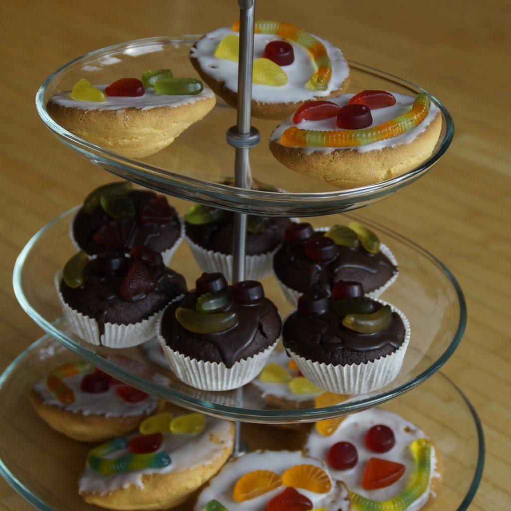 taller de cocina cupcakes