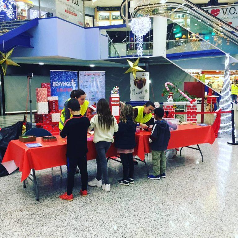 talleres navideños para niños