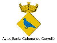 Santa Coloma de Cervello logo